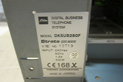 Toshiba Telephone System Repair